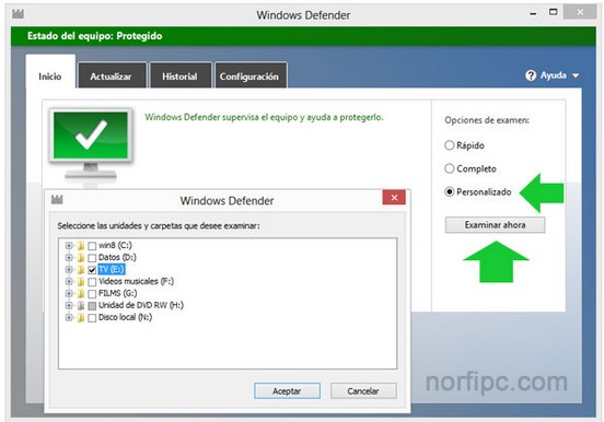 Unknown Facts About Windows Defender Antivirus