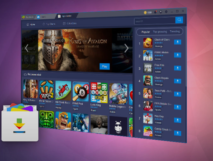 bluestacks on pc
